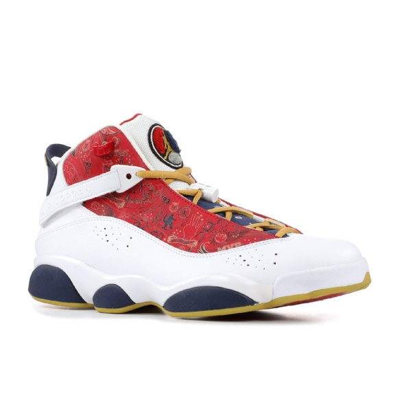 cheap for discount 376ac 80e5b ! FINAL PRICE ! Air Jordan 6 Rings Limited Edition